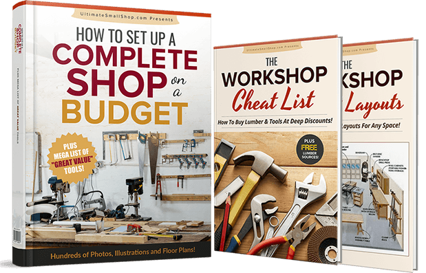 ultimate small shop book review