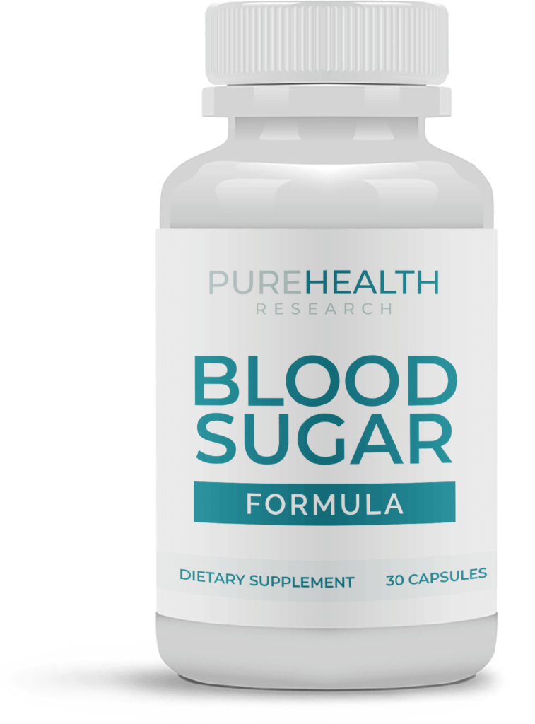 Blood Sugar Formula Supplement
