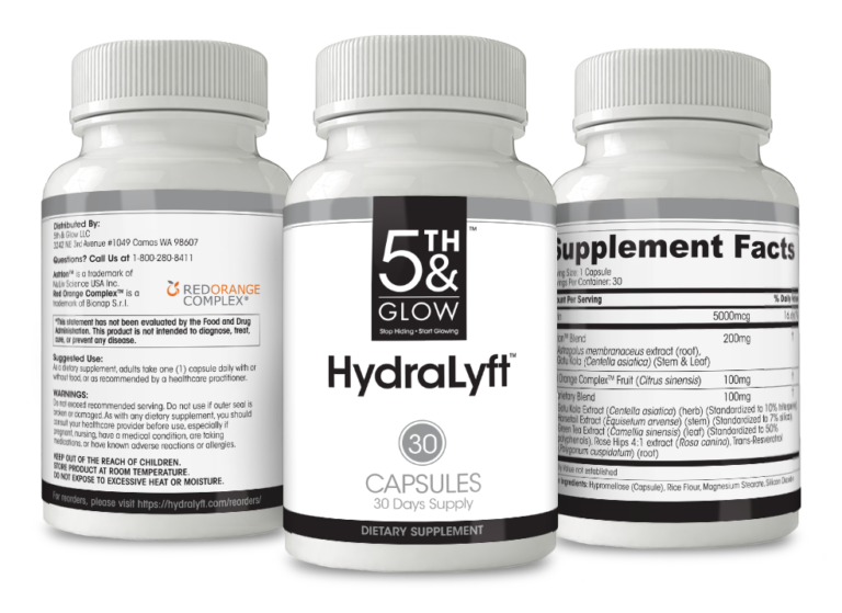 Hydralyft Review - Best Anti-aging Skin Care Supplement