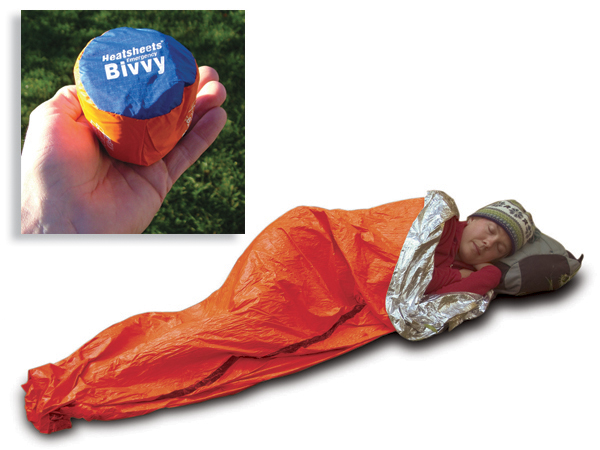 Emergency Sleeping Bag Benefits